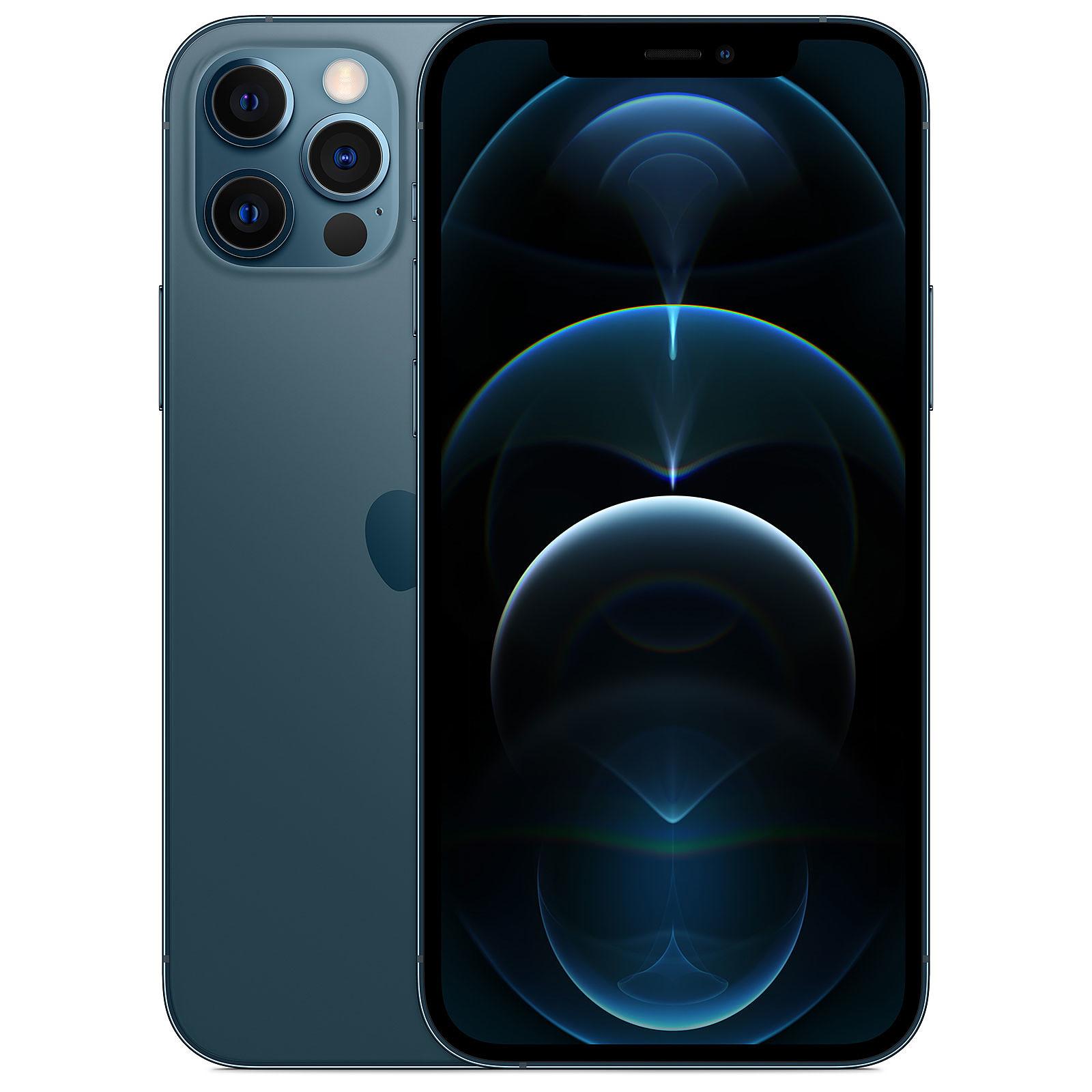 iPhone 12 Pro - 128 Go - Bleu Pacifique