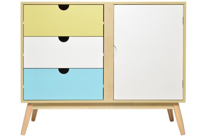 commode aqua grand mod le la chaise longue commode pas cher. Black Bedroom Furniture Sets. Home Design Ideas
