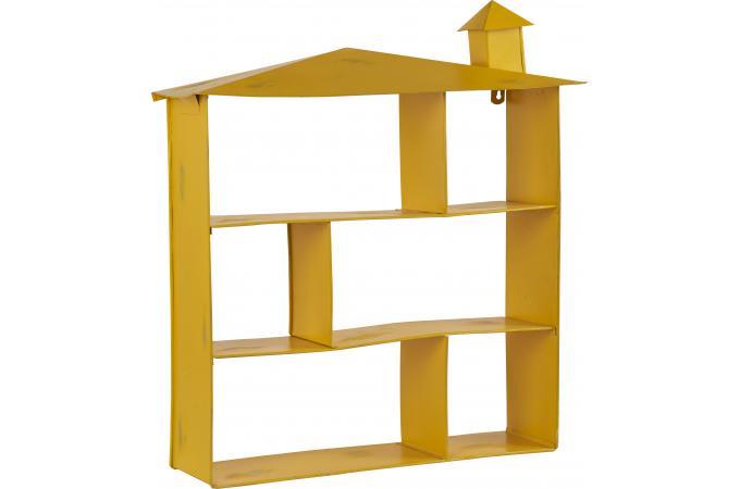 etag re maison athezza 67x65x18cm etag re pas cher. Black Bedroom Furniture Sets. Home Design Ideas