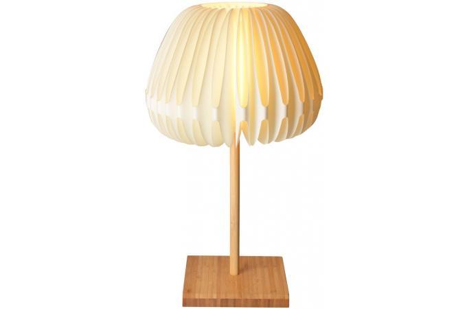lampe de table la chaise longue bambou lampe poser pas cher. Black Bedroom Furniture Sets. Home Design Ideas