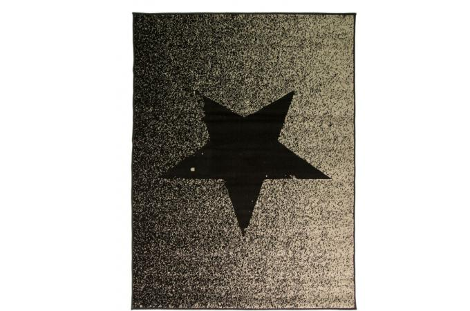 tapis 100 polypropylene star 120x160 tapis design pas cher. Black Bedroom Furniture Sets. Home Design Ideas