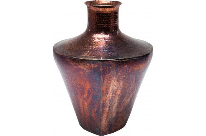 vase fuseau fabrication la corde vase grand format terre vase decoratif design. Black Bedroom Furniture Sets. Home Design Ideas