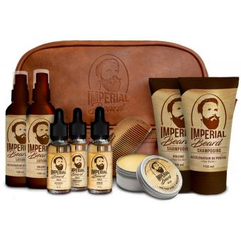 Imperial Beard - Trousse complète Imperial Beard - Rasage homme