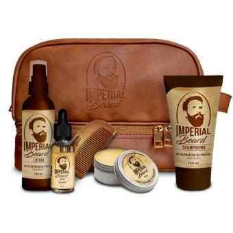 Imperial Beard - Trousse volume de la barbe - Shampoing barbe
