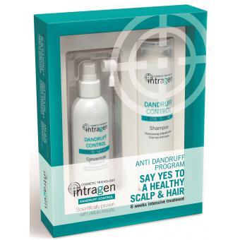 coffret traitement anti pelliculaire shampoing offert intragen shampoing homme. Black Bedroom Furniture Sets. Home Design Ideas