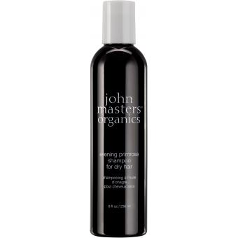 John Masters Organics - Shampoing Huile d'Onagre Cheveux Secs - Soin cheveux homme