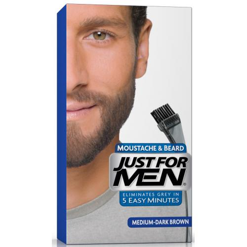Just For Men - COLORATION BARBE Châtain Moyen Foncé