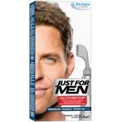 Just For Men - AUTOSTOP Châtain Clair - Coloration cheveux homme barbe
