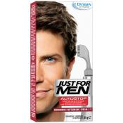 Just For Men - AUTOSTOP Châtain - Coloration cheveux homme barbe