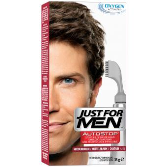 Just For Men - AUTOSTOP Châtain - Coloration just for men