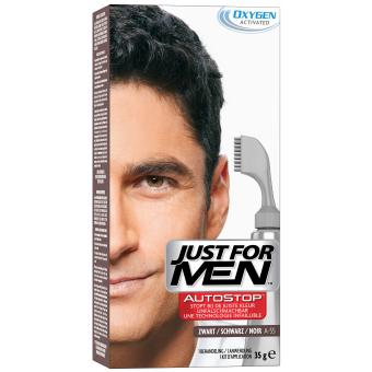 Just For Men - AUTOSTOP Noir - Coloration just for men