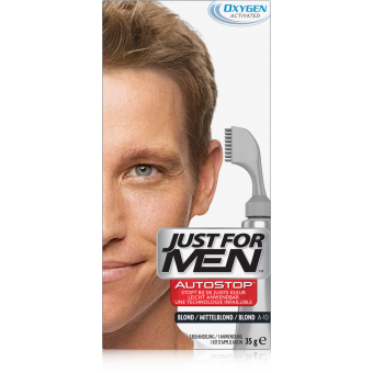 Just For Men - AUTOSTOP Blond - Coloration just for men