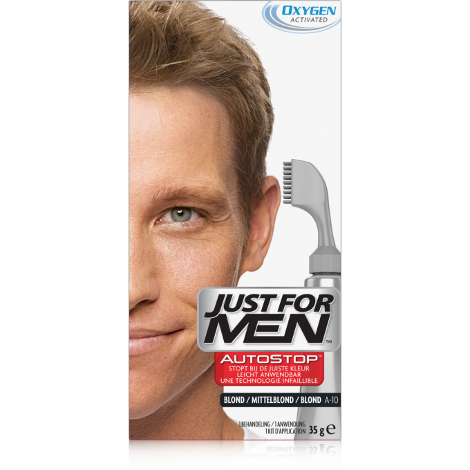 AUTOSTOP Blond Just For Men
