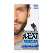 Just For Men - COLORATION BARBE Châtain Moyen Foncé - Coloration just for men