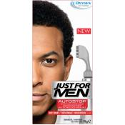 Just For Men - AUTOSTOP Noir Intense - SOLUTION Cheveux Blancs Homme