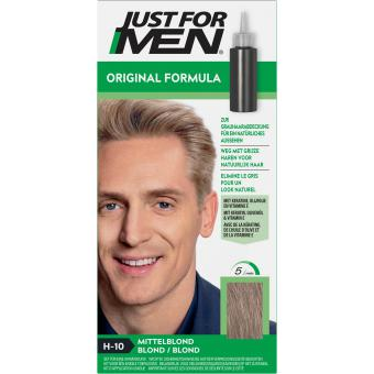 Just For Men - COLORATION CHEVEUX HOMME - Blond - Coloration just for men