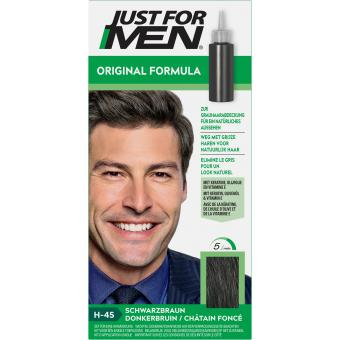 Just For Men - COLORATION CHEVEUX HOMME Châtain Foncé - Coloration just for men