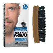 Just For Men - PACK COLORATION BARBE BLONDE ET BROSSE À BARBE - Coloration just for men