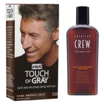 PACK COLORATION CHEVEUX & SHAMPOING Just For Men