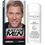 Just for Men Homme - PACK TINTE CABELLO Y CHAMPÚ -