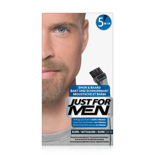 Just For Men - COLORATION BARBE Blond - Rasage homme
