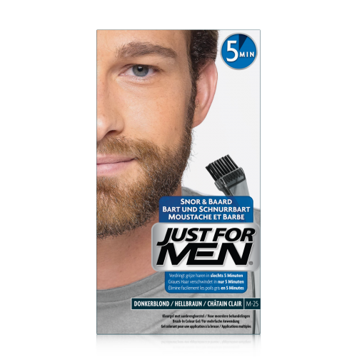 Just For Men - COLORATION BARBE Châtain Clair