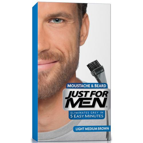 Just For Men - COLORATION BARBE - Rasage homme
