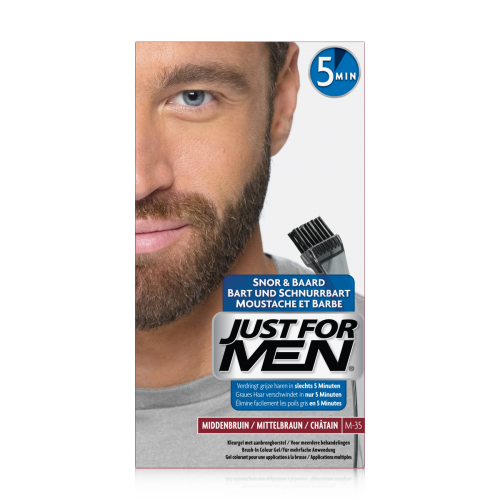 Just For Men - COLORATION BARBE Châtain