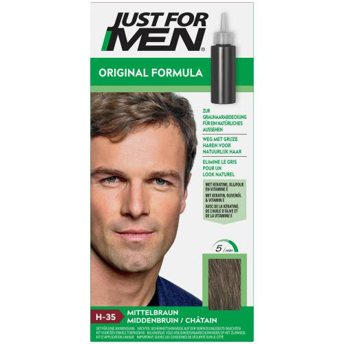 Just For Men - COLORATION CHEVEUX HOMME Châtain