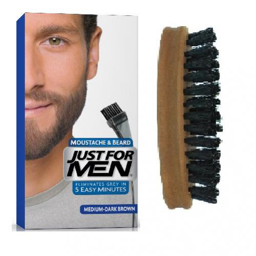 Just For Men - PACK COLORATION BARBE & BROSSE