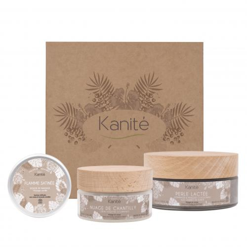KANITE - Coffret Cocooning Sensation - Kanité - Kanite cosmetique homme