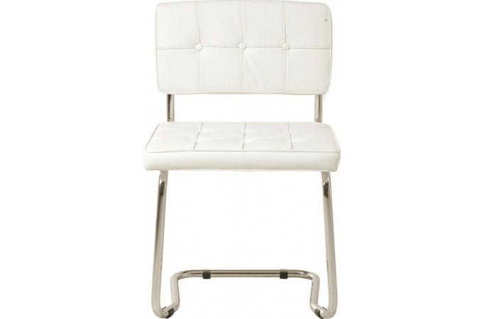 chaise de bar kare design blanche surcouf chaise design pas cher. Black Bedroom Furniture Sets. Home Design Ideas