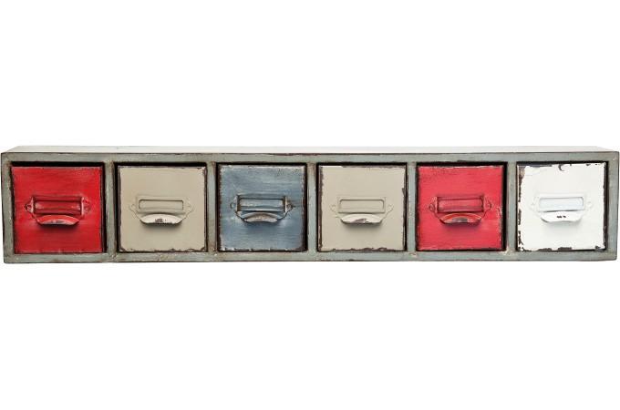 Meuble de rangement tv mural - Cubes de rangement mural ...