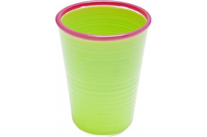 Verre eau kare design vert pop art mug verre pas cher - Verre a eau design ...