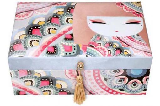 Coffret bijoux kimmidoll haruyo objet d co pas cher for Decoration chambre kimmidoll
