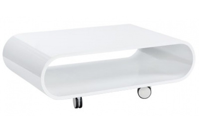 Petite table basse blanche pop table basse pas cher for Petite table basse blanche