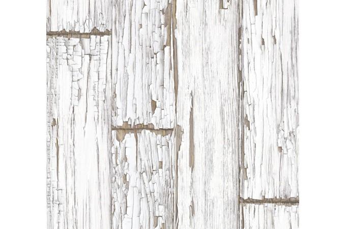 Papier peint parquet blanc vintage papier peint bois for Papier peint facon bois