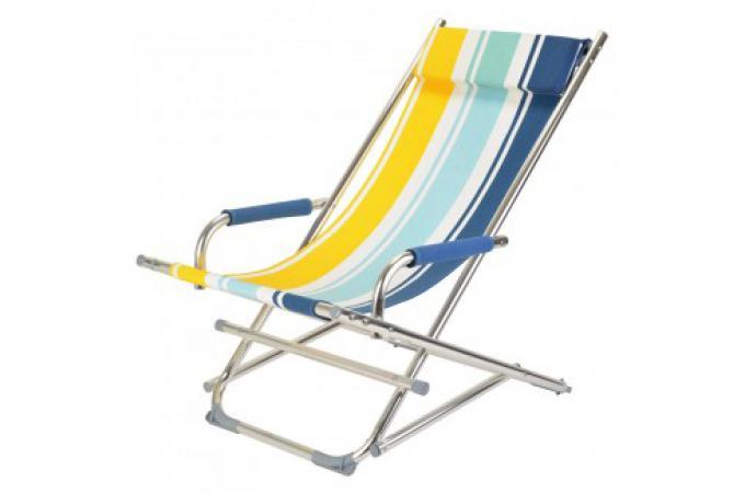 Chaise de jardin la chaise longue beau rivage chaise for Meuble jardin chaise longue
