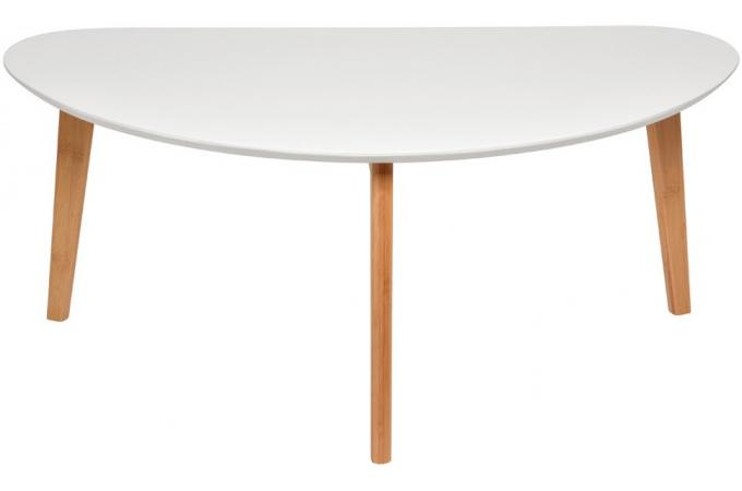 Petite Table Basse Oaky Blanche  Table Basse Pas Cher -> Petite Table Basse Ikea Pas Cher