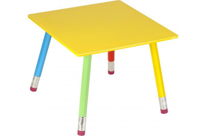 Table crayons la chaise longue d co enfant pas cher - La chaise longue toulouse ...