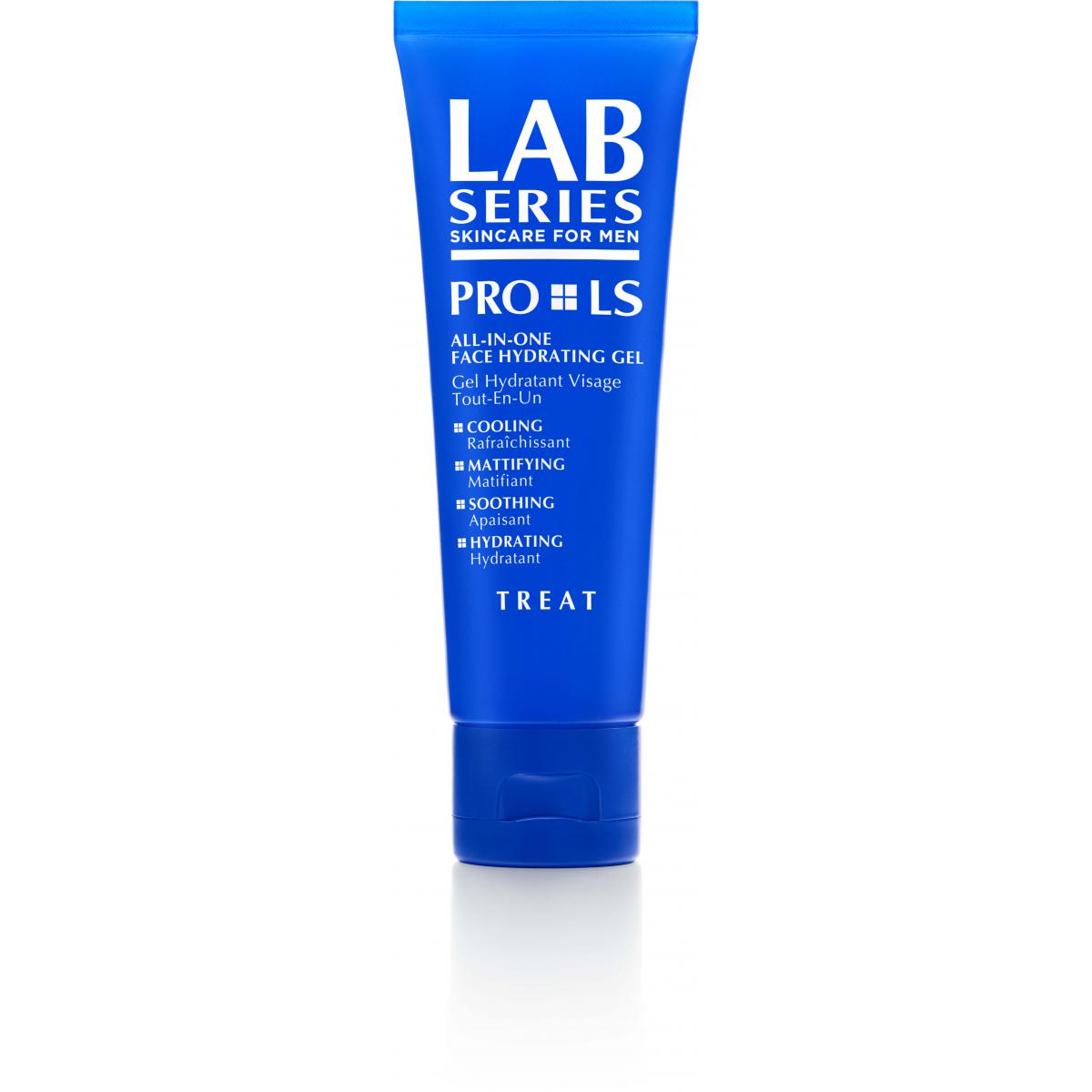 All In-One Face Hydrating Gel Lab Series