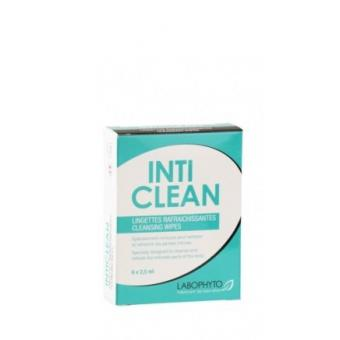 Labophyto - Inti Clean Lingettes Homme&Femme - Complements alimentaires