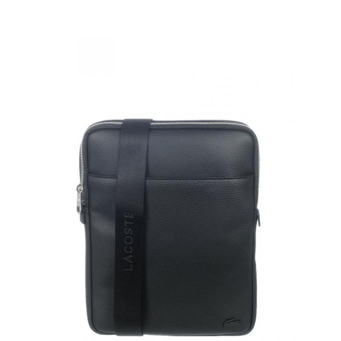 b5168b5cbb M FLAT CROSSOVER BAG Lacoste - Pochette & Sacoche homme