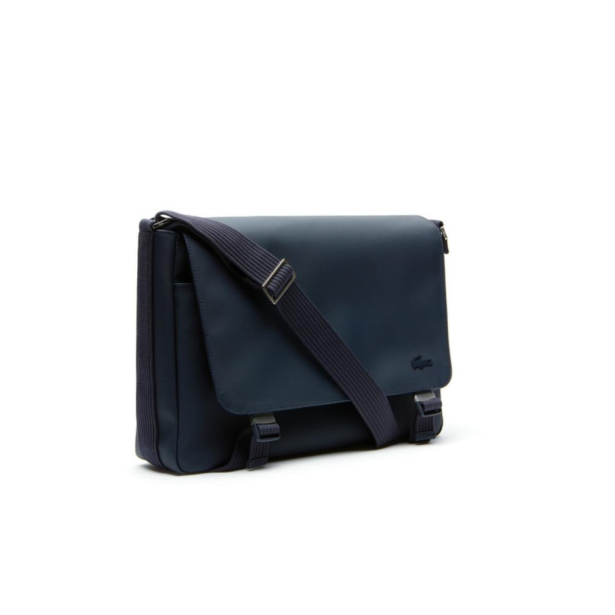 Sac Besace Messenger homme Lacoste