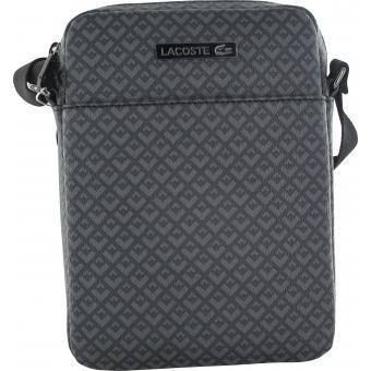 SAC CAMERA VERTICAL EDWARD SIGNATURE Lacoste