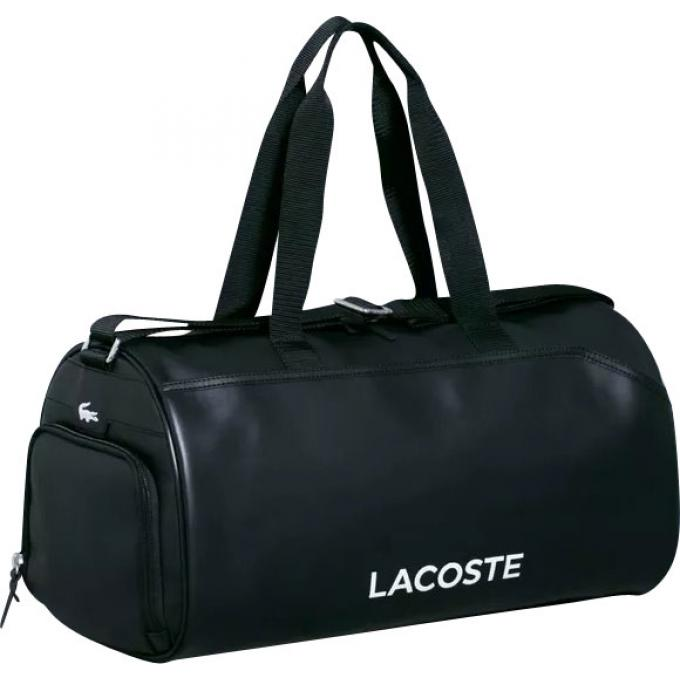 sac de sport ultimum double port lacoste sac de voyage homme. Black Bedroom Furniture Sets. Home Design Ideas