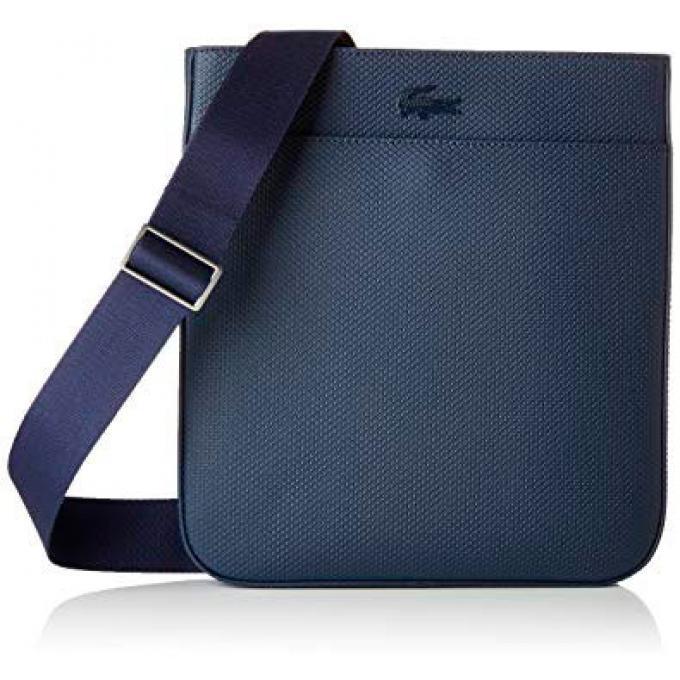 0255b8717f Sacoche Tissu Lacoste Homme Premium Lacoste - Pochette & Sacoche homme