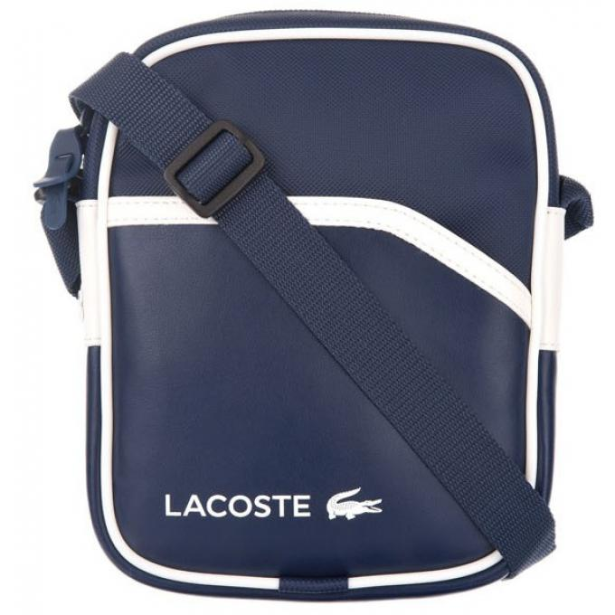 petit sac camera vertical casual sport lacoste sac homme. Black Bedroom Furniture Sets. Home Design Ideas