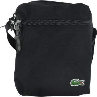 SAC CAMERA VERTICAL BACK CROC Lacoste