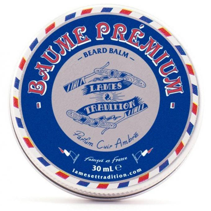 BAUME COIFFAGE BARBE PREMIUM Lames & Tradition